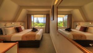 1 or 2 Bedroom Chalet - Bedroom
