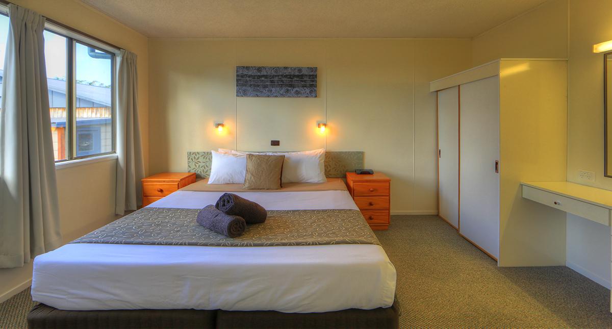 1 or 2 Bedroom Cottage - Bedroom