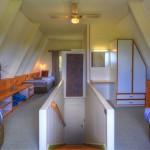 1 Bedroom Chalet - Upstairs Bedroom