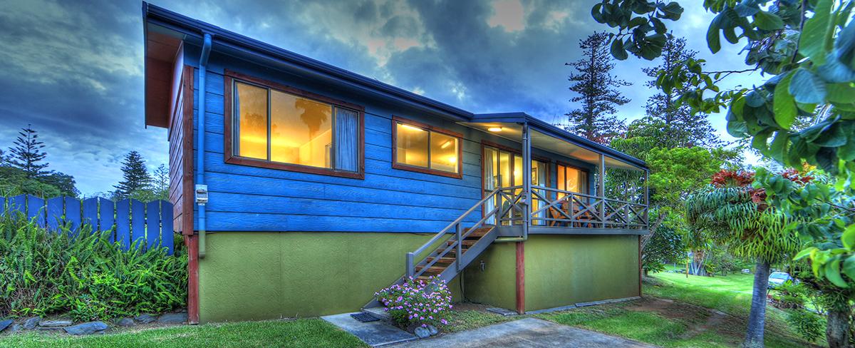 1 or 2 Bedroom Cottage
