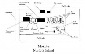 Mokutu site plan