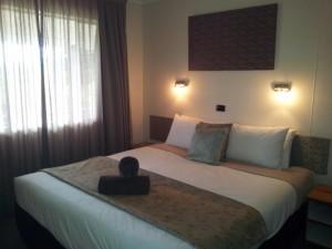 1 Bedroom Suite - Bedroom