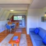 2 Bedroom Chalet - Living Area